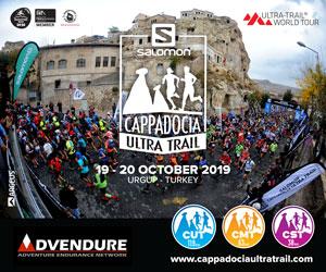 Τρέξτε στο Salomon Cappadocia Ultra-Trail® 2019 με το Advendure!