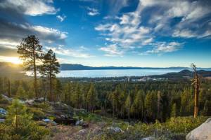 Course changes and final routes for the epic Ultra Trails of Lake Tahoe!