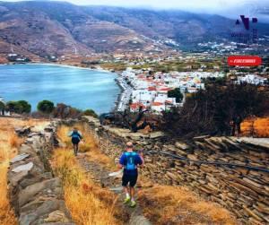 Προσωρινά αποτελέσματα του Andros Trail Race 2019