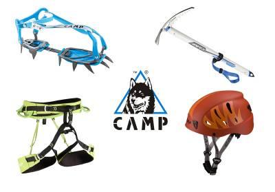 Ορειβατικός εξοπλισμός CAMP για τα πρώτα & ασφαλή βήματά σας στο χειμερινό βουνό