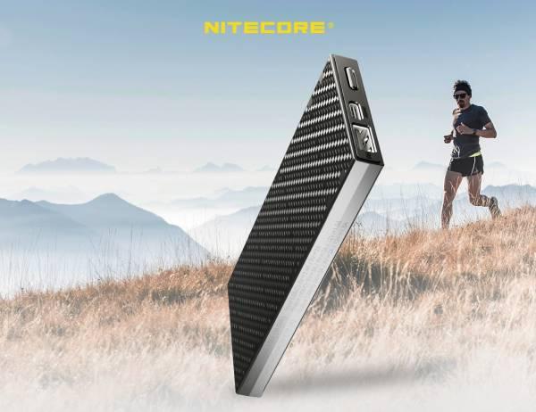 "Power Bank Nitecore NB10000 Carbon Fiber: Πολύτιμος ενεργειακός ""σύντροφος"" στα μονοπάτια!"