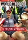 Νέο ρεκόρ κάθετης ανάβασης σε ένα 24ωρο από τον Γάλλο Aurélien Dunand-Pallaz, με +17.218 μέτρα!
