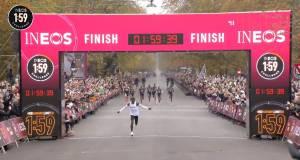 Γράφτηκε ιστορία με το 1:59:40 του Eliud Kipchoge στην Βιέννη!