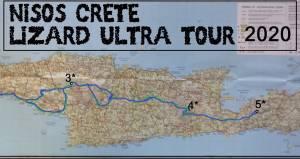 Ξεκινάει το Nisos Crete - Lizard Ultra Tour 2020, το νέο εγχείρημα του Δ. Δημητρίου!