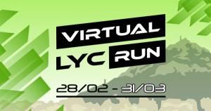 Τα Αποτελέσματα του Virtual Lyc Run!