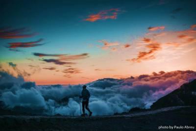 Δύο Έλληνες στο Madeira Island Ultra Trail!